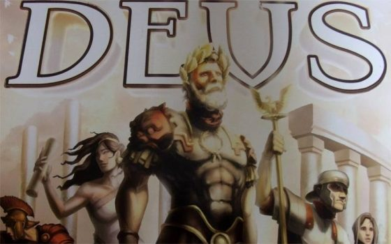 Deus Pearl Games Cover