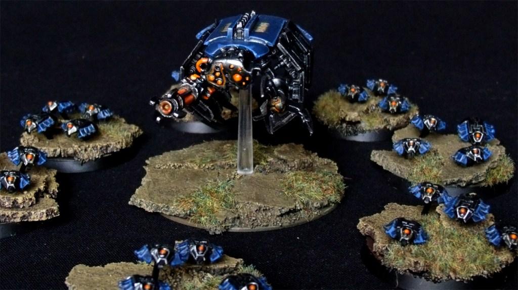 Necron Canoptech Spyder