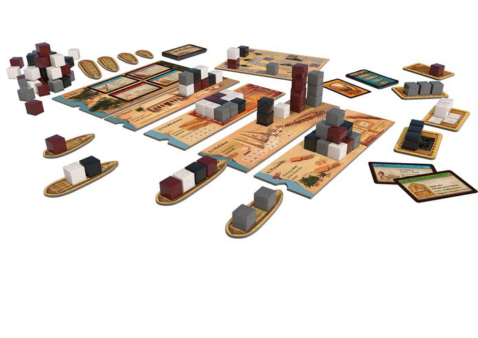Imhotep Spiel