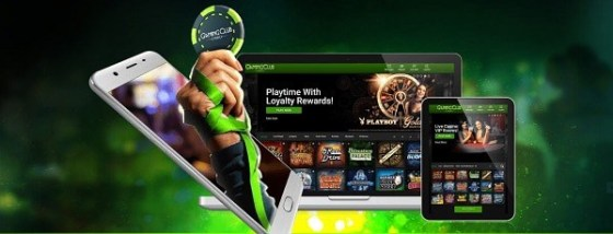 Gaming Club Casino mobile games