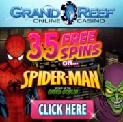 Grand Reef Casino free spins