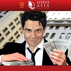 Lotus Asia Casino (bonus codes) $2300 free cash & 140 gratis spins bonus