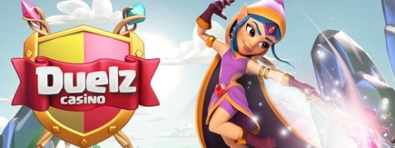 Duelz Casino mobile games