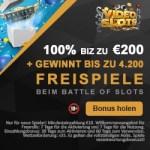 Videoslots.com 11 Freispiele + €10 Gratis + 100% Bonus