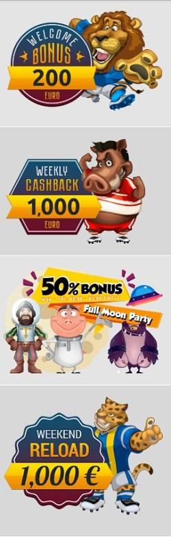 ZigZag Welcome Bonus and Promotions