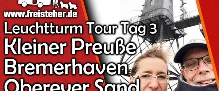 Leuchtturm Tour Tag 3