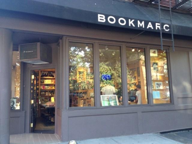 NYC_Bleecker_bookmarc