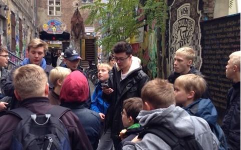 Besuch aus der Börde Lamstedt