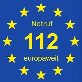 11.2. – Europäischer Tag des Notrufs