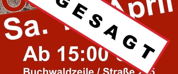 ABGESAGT: Osterfeuer 2020 findet nicht statt