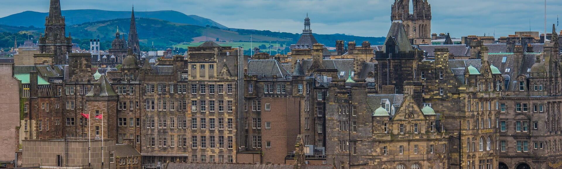 Klassenfahrt Edinburgh Holyrood Park