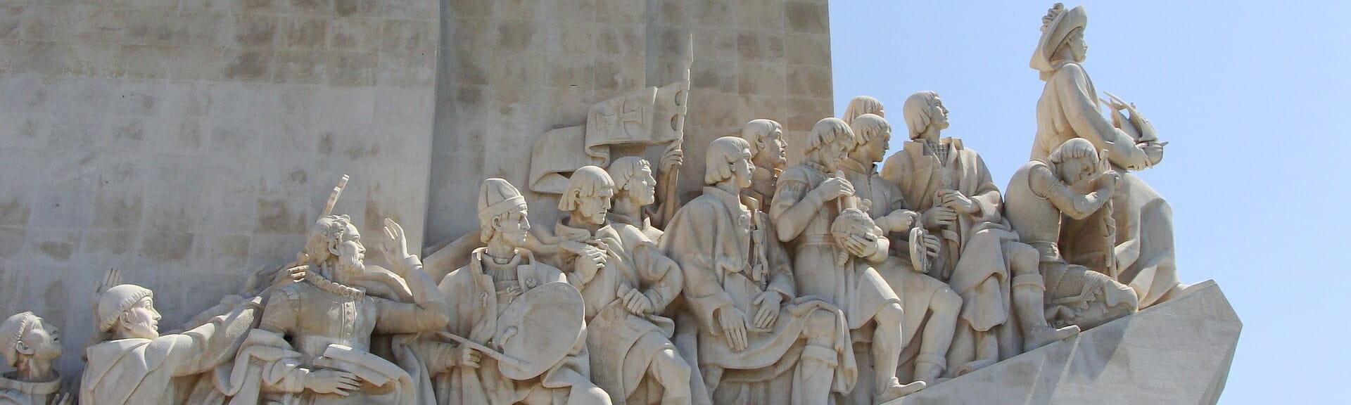 Klassenfahrt Lissabon Entdeckerdenkmal Padrao dos Descobrimentos 2