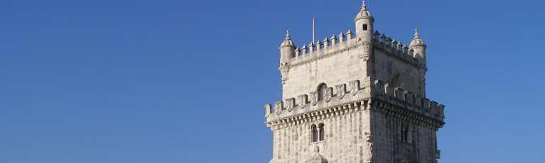 Klassenfahrt Lissabon Turm Belém