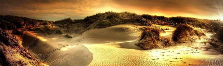 Klassenfahrt Nordsee Dünen