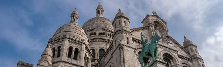 Klassenfahrt Paris Basilika Sacré-Coeur de Montmartre
