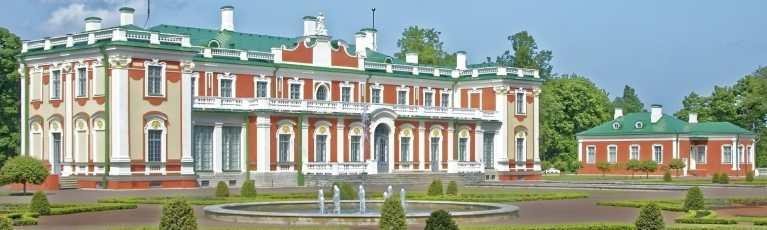 Klassenfahrt Tallinn Schloss Katharinental