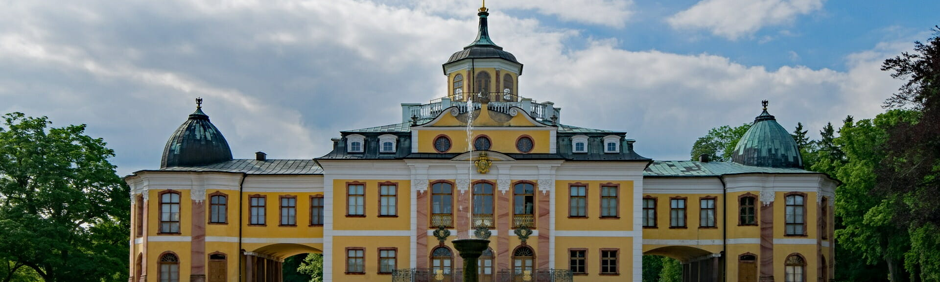 Klassenfahrt Weimar Schloss Belvedere