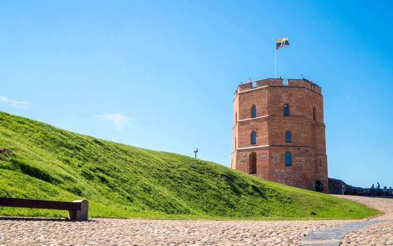Gediminas Turm Vilnius