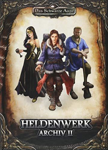 Heldenwerk-Archiv 2: Das schwarze Auge (Das Schwarze Auge - Abenteuer)