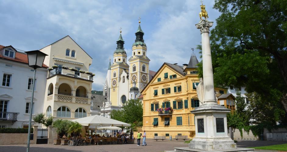Ab nach Südtirol - auf nach Brixen