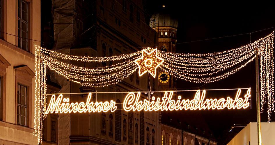 Christkindlmärkte in München - die Top5