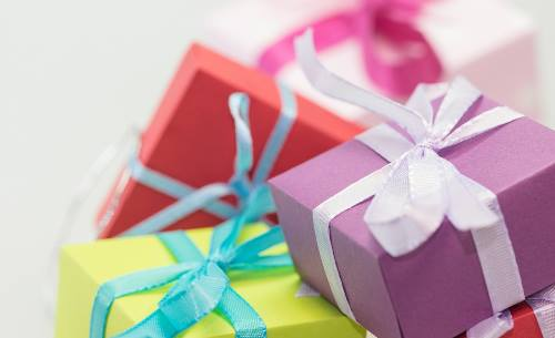 Geschenke tauschen