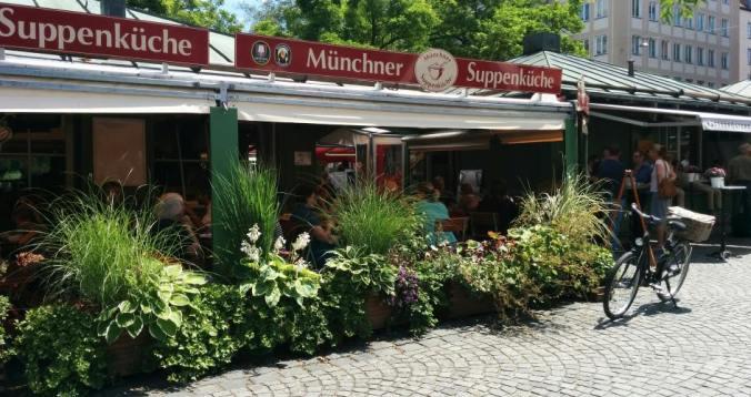 Suppenküche München