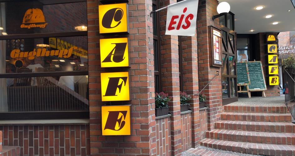 Kult-Cafes in München: Cafe Guglhupf