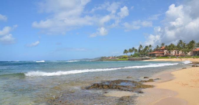 Poipiu Beach