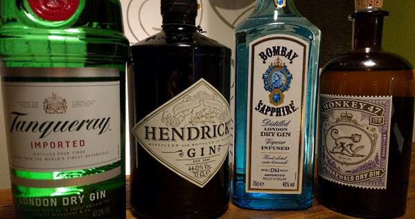 Gin Standards