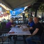 Lunch break in Oberiberg