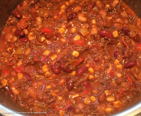 🌱 Chili sin Carne