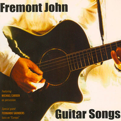 Fremont John | Singer | Songwriter