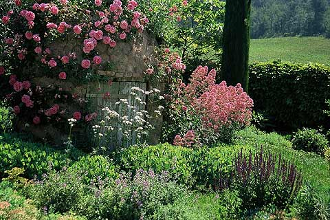 Gardens to visit in the South East of France