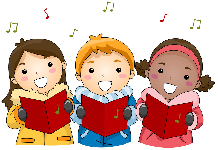 Christmas Singing Images.Learn French By Singing French Christmas Carols French As