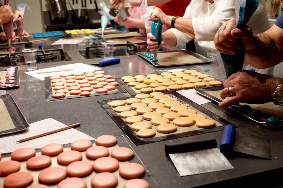 French & Cooking classes
