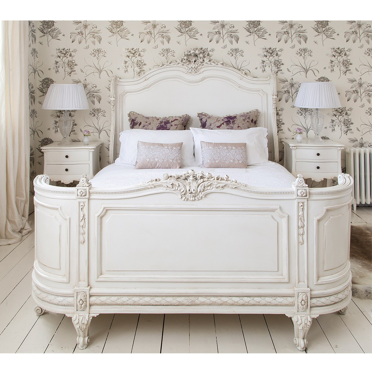 Provencal Bonaparte French Bed French Bedroom Company