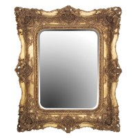 Genevieve Gold Mirror, French Bedroom Company