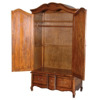 French Wardrobes & French Armoires | French Bedroom Company