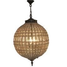 Palace Ballroom Beaded Ceiling Light French Bedroom Company