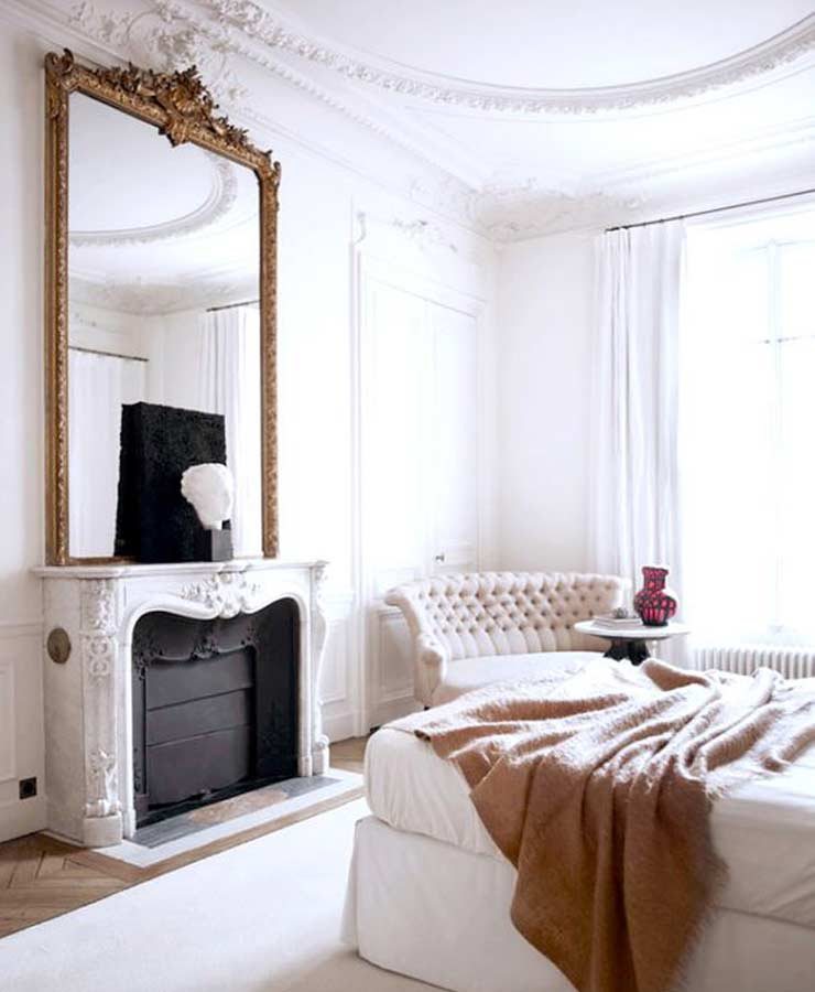 Style Your Bedroom Like A Parisienne The French Bedroom Company