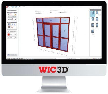 Le nouveau logiciel WIC3D par WICONA