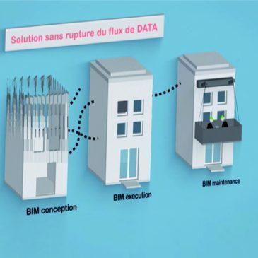 BIM with Apave : continuité des données entre les différentes phases d'un projet
