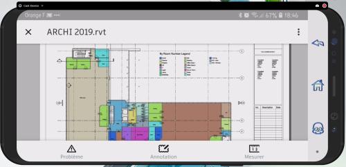 BIM 360: afficher les pièces des plans Revit dans le viewer - French BIM