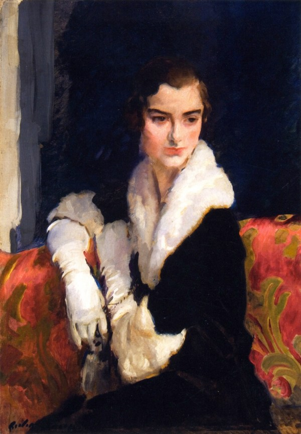 Painting by Cecilia Beaux