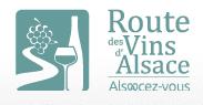 Alsace wine route logo