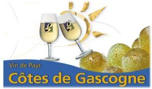 Cotes de Gascogne wine poster