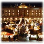 Christmas Market, Place du Capitoul, Toulouse
