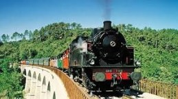 steam train cevennes