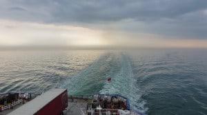 P&O Cross-Channel Ferry